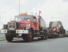 CDs Heavy Duty Trucks, Big Rig Trucks, Old Trucks, Old Lorries, Road Transport, Rear Extension, Heavy Weights, Commercial Vehicle, Vintage Trucks