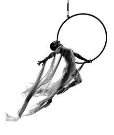 Dance Photography - ariel hoop