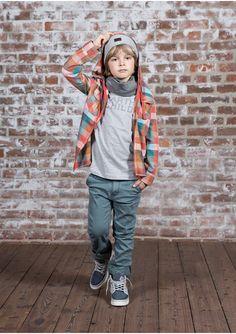 Winter styling for boys - EarthChild