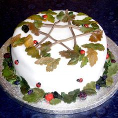 images of cakes for a witch | General Handfasting Cake Recipe (decorate however you would like)