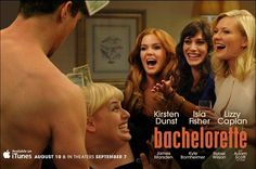 "My article on the trailer for the comedy ""Bachelorette."" #Examinercom"