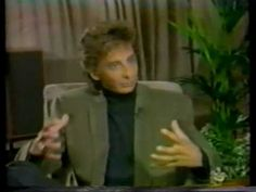 Barry Manilow - Funny Interview