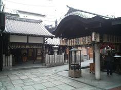 Hozen Temple 法善寺