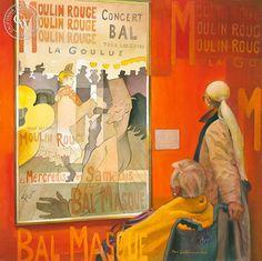 Ken Goldman - Picturing Lautrec