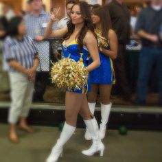 Golden State Warriors girl!