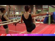 Drills to teach compulsory gymnasts how to split leap | Swing Big! Gymnastics Blog