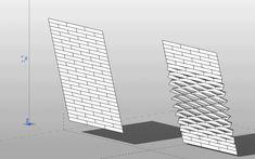 revit diamond Facet Curtain wall - Google Search