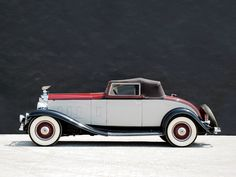 1932 Packard Light Eight Coupe Roadster..Re-pin...Brought to you by #CarInsurance at #HouseofInsurance in Eugene, Oregon