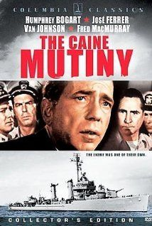 The Caine Mutiny (1954) Poster