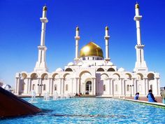 A mosque is the Muslim place of worship. There are many mosques in the Middle East.