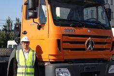 Beiben 1827 tractor truck 270 hp