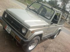 Pictures of suzuki Jeep 4x4 Ganian long chassis