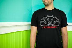 Vossen Store - Black CV1 2D T-Shirt
