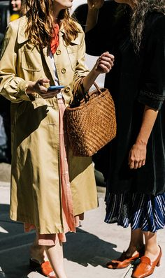 The Street Style Trends Everyone Wore This Year via @WhoWhatWear
