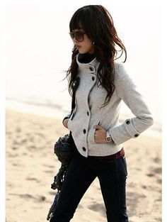 GetFactoryDirect.com - High Quality 2014 Spring Autumn New Style Overcoat, $22.69 (http://www.getfactorydirect.com/high-quality-2014-spring-autumn-new-style-overcoat/)