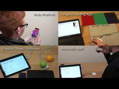 SACHI | RadarCat for object recognition