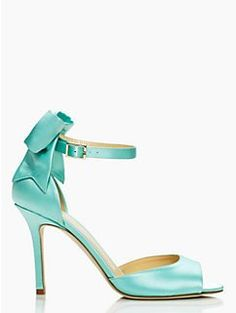 izzie heels by kate spade new york - I would totally wear these with my dress.