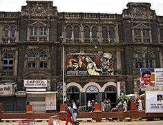 Capitol Cinema, Mumbai, India.