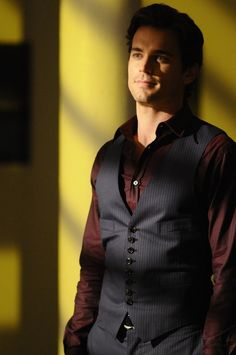 Matt Bomer as Neal Caffrey (White Collar)