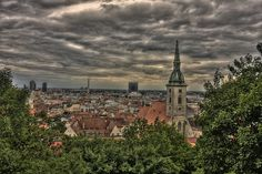 Know the top Bratislava attractions for sightseeing, popular points of interests, places to visit, travel and best things to do in Bratislava Slovakia.