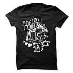 A Trucker Hauled T Shirt, Hoodie, Sweatshirt