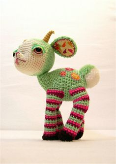 Crocheted Animal Patterns [7 pics] | Most Beautiful Pages