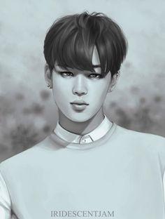 BTS Jimin Fanart