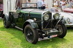 1933 Talbot 95 Brooklands Speed Special