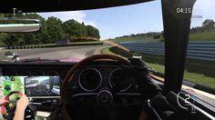 [01] Xbox One Forza 6  Thrustmaster Ferrari 458 Spider Racing Wheel Game...