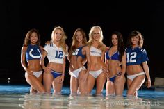 COLTS CHEERLEADERS