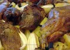 Csülök pékné módra | Gy.Zsuzsi receptje - Cookpad receptek Hungarian Recipes, Hungarian Food, Jamie Oliver, Pork, Food And Drink, Turkey, Meat, Chicken, Ethnic Recipes