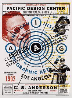 L.A. Pacific Design Center  Poster - Artwork at MoMA