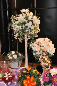 64 best Eiffel Tower flower arrangements images on Pinterest ...