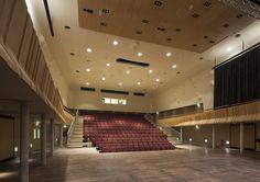 Conservatoire d'Aubervilliers / Agence Chochon-Pierre