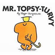 Mr Topsy-Turvy - Mr Men Classic Library