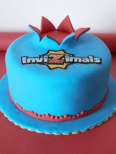 #bolo dos #invizimals http://cakepopsecia.blogspot.pt/2015/06/os-invizimals.html