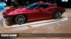 1965 Corvette (project) SEMA 2014