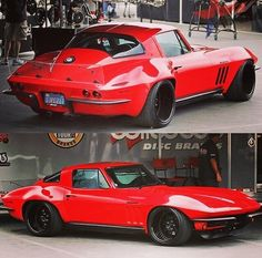 63' corvette flared out! One of the most amazing vettes I have ever seen!