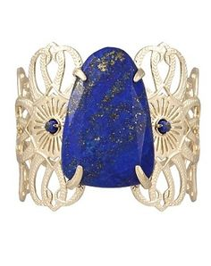@Kendra Scott Cambrie Cuff Bracelet in Lapis