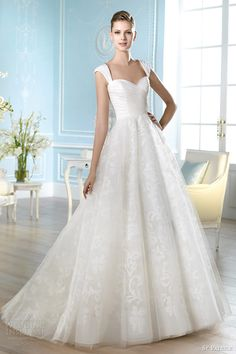 st patrick wedding dresses 2014 glamour bridal collection hansal gown