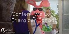 """We got charged up over Energizer Canada's """"Join Our Journey"""" campaign. (Sep 10/15)"""