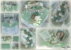 In der letzten Zeit sind einige Hochzeitsboxen als Erinnerungsstücke an diesen besonderen Tag entstanden. Hier möchte ich Euch ein paar von Ihnen zeigen. Anke & Rainer Für zwei liebe und sehr l…