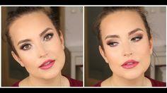 Paleta TOTALNY MAT makijaż Glamour - cały w macie/ślubny