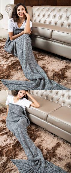 mermaid,mermaid blanket,knitted mermaid blanket,mermaid tail blanket,mermaid blanket for adults,mermaid blanket for childern