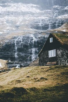 For Emma, Forever Ago - banshy: Faroe Islands // Johannes H
