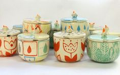Mundo Cacharro - Objetos en cerámica 5