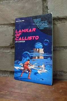 $6 Lankar of Callisto by Lin Carter