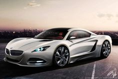 BMW CSX Concept