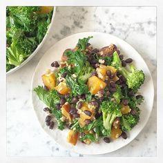 Kale and Sweet Potato Stir-Fry | Deliciously Ella