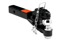 "Tow Ready® 63041 - Combo Pintle Hook for 2"" Receivers (With 2"" Hitch Ball)"